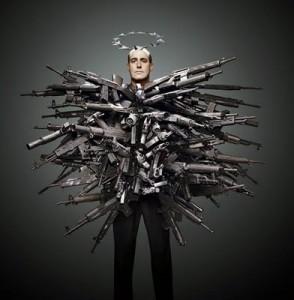 Роль оружия в жизни мужчины